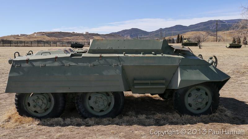 M20 Greyhound SN 122