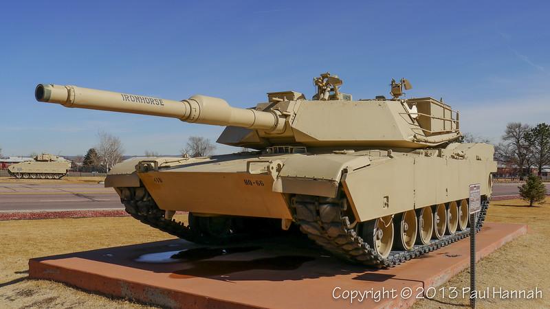 M1 Abrams SN D739