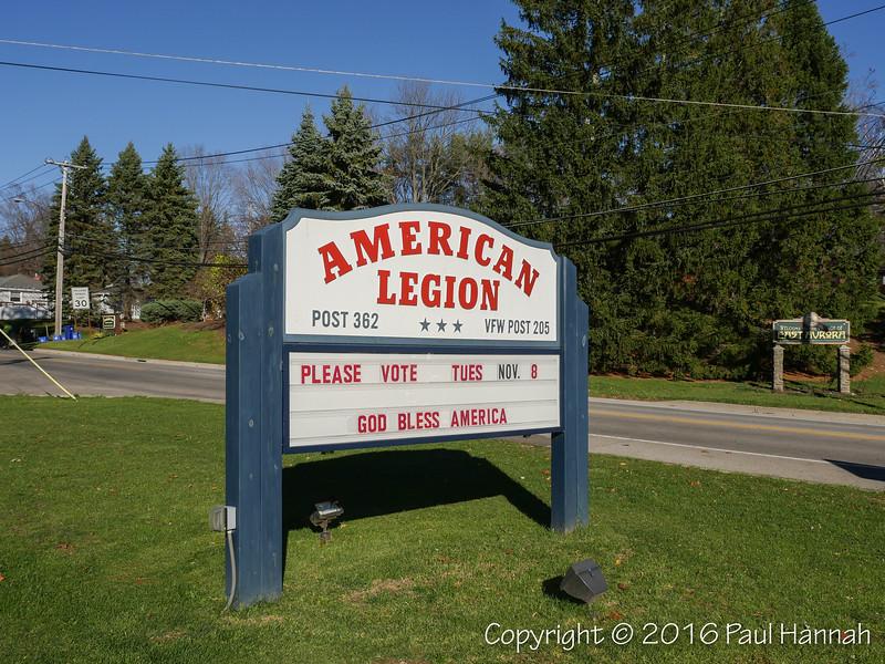 AL Post 362/VFW Post 205 - East Aurora, NY