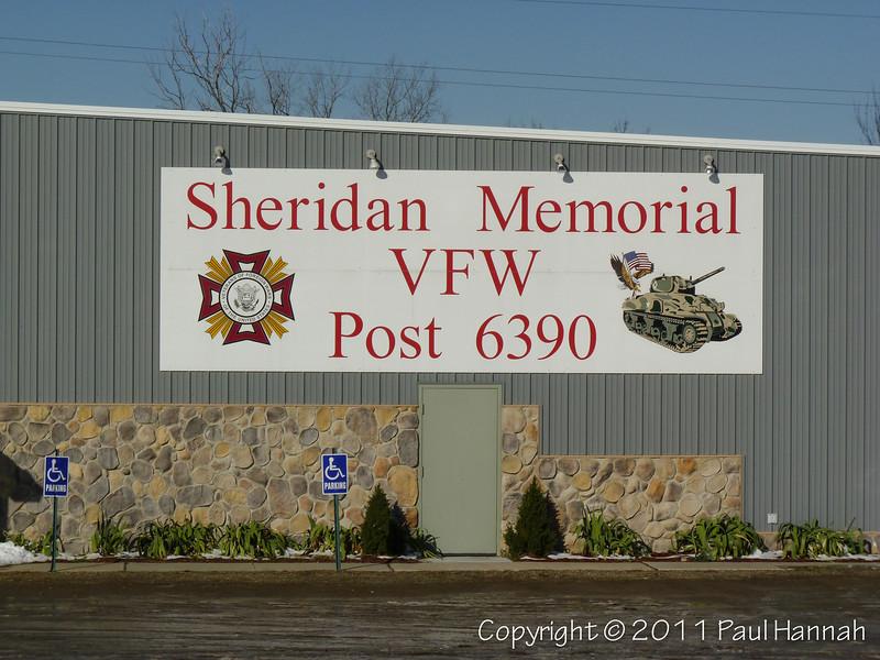 VFW Post 6390 - Sheridan, NY - 1 - P1050860