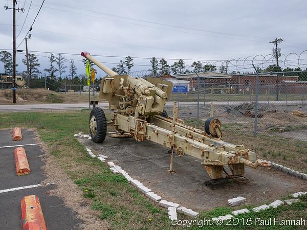 Captured Iraqi GC-45 from Gulf War 1/Desert Storm 1990-1991