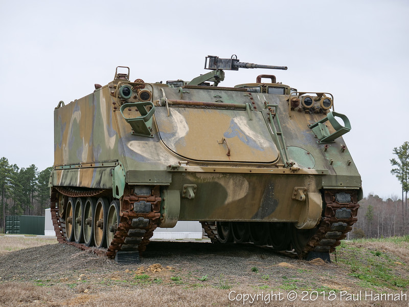 M113 SN F 3622 - Located on Roberts Chapel Rd