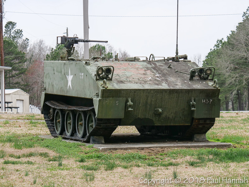 M114  - located near Camp Butner HQ on Roberts Chapel Rd
