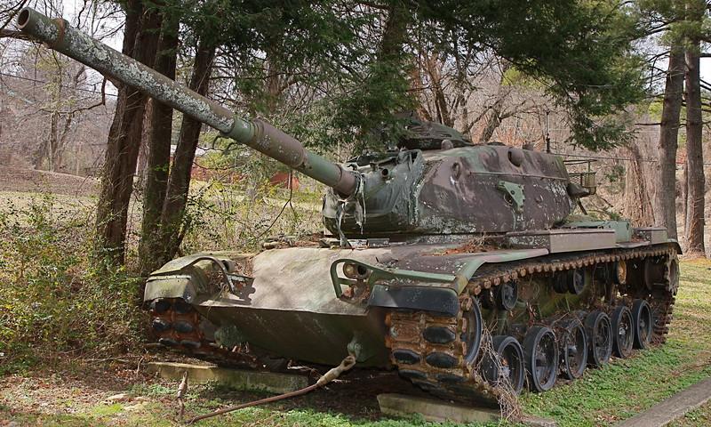 Cherokee, NC - M60A3 & Cherokee Veterans Park