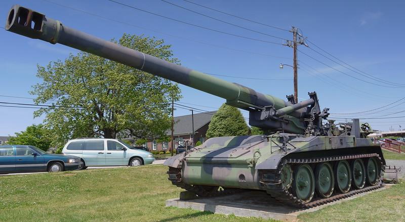 Oxford, NC NCARNG Armory - M110