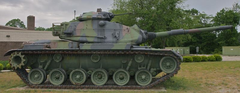 Parkton, NC M60A3 7