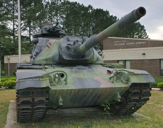 Parkton, NC M60A3 4