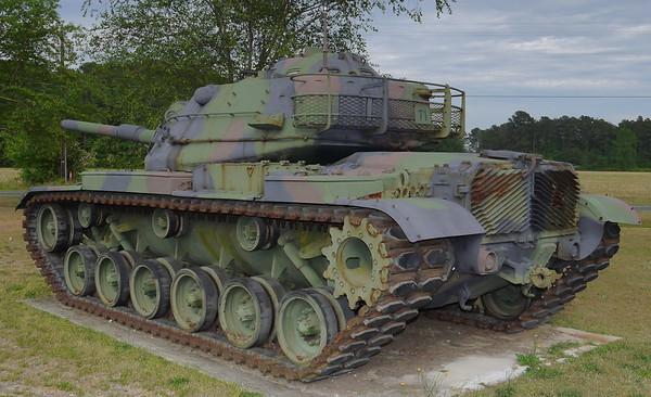 Parkton, NC M60A3 10