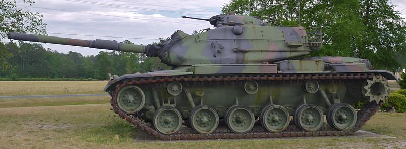 Parkton, NC M60A3 1