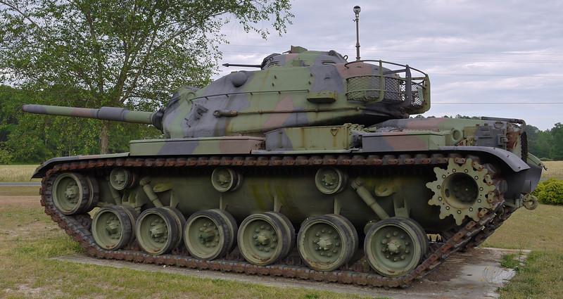 Parkton, NC M60A3 11