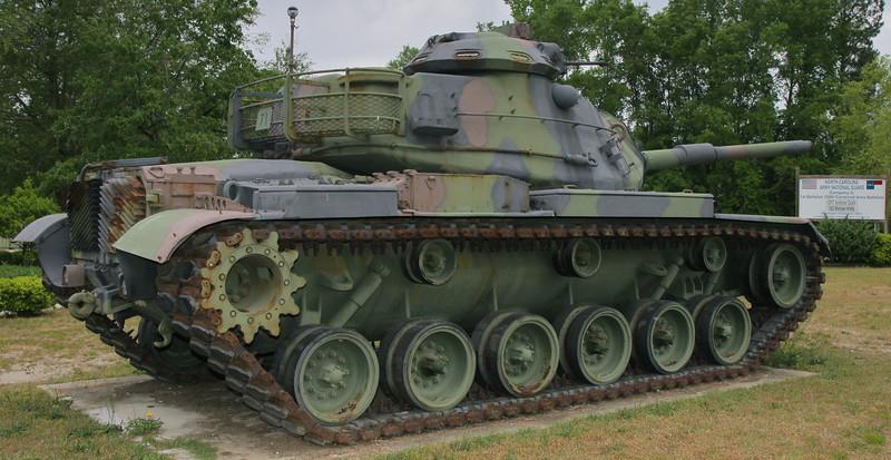 Parkton, NC M60A3 8