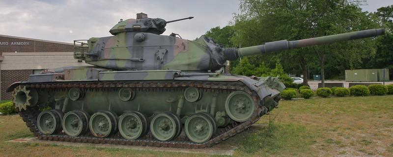 Parkton, NC M60A3 6
