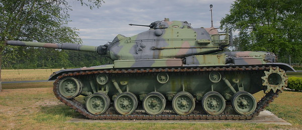 Parkton, NC M60A3