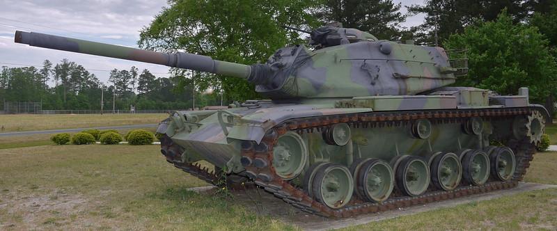 Parkton, NC M60A3 2
