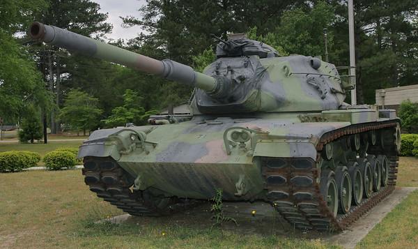 Parkton, NC M60A3 3