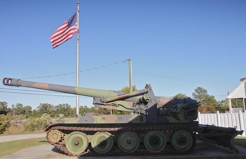 Pine Level, NC VFW Post # 9564 - M110A2