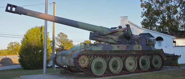 Pine Level, NC M110A2 6