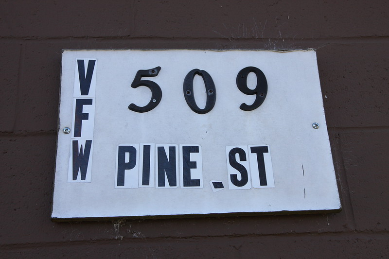 Pine Level, NC VFW Address