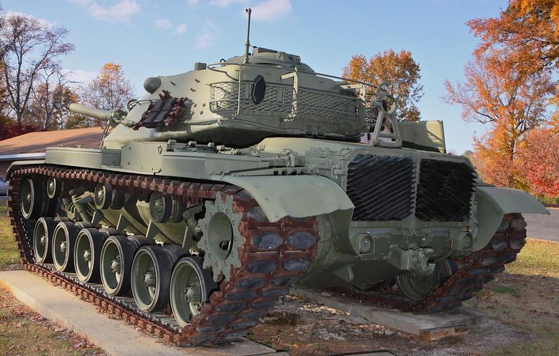 Rockingham, NC - M60A3 11