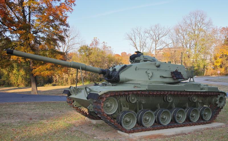 Rockingham, NC - M60A3 4