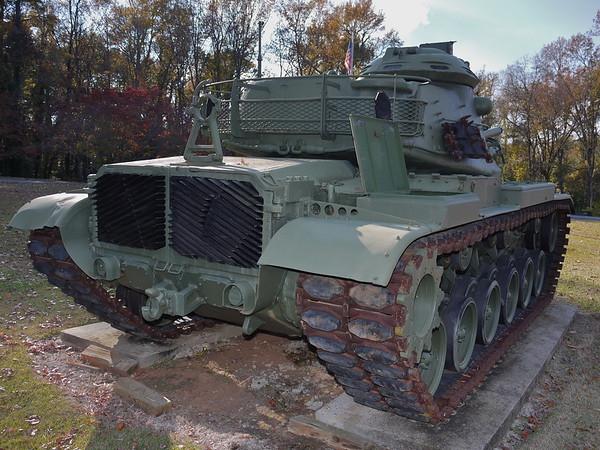 Rockingham, NC - M60A3 15