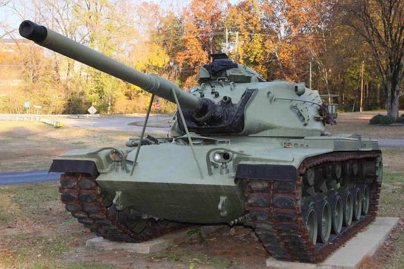 Rockingham, NC - M60A3 1