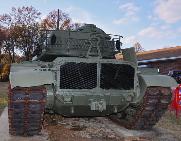 Rockingham, NC - M60A3 13