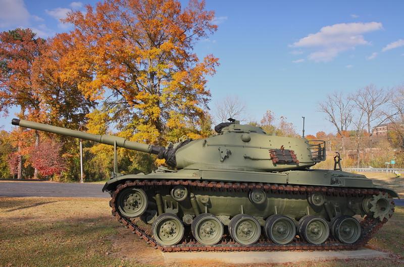 Rockingham, NC - M60A3 5
