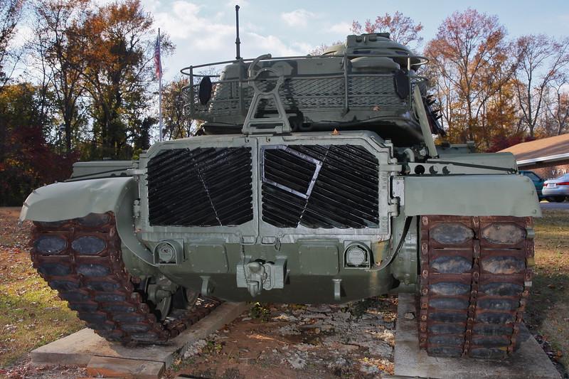 Rockingham, NC - M60A3 14