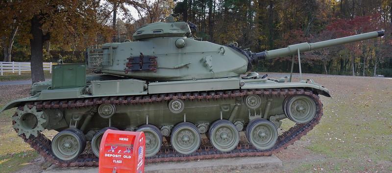 Rockingham, NC - M60A3 18