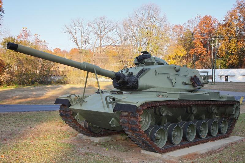 Rockingham, NC - M60A3 3