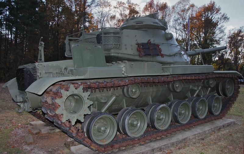 Rockingham, NC - M60A3 17