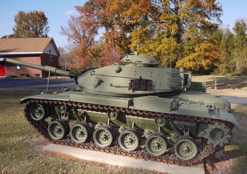 Rockingham, NC - M60A3 8