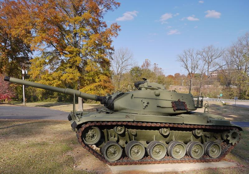Rockingham, NC - M60A3 6