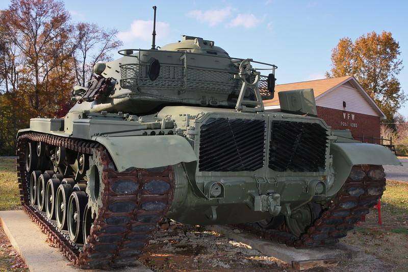 Rockingham, NC - M60A3 12