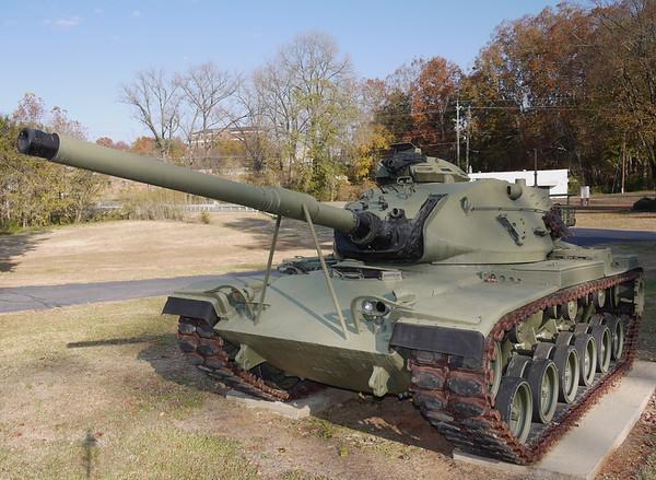 Rockingham, NC - M60A3 2
