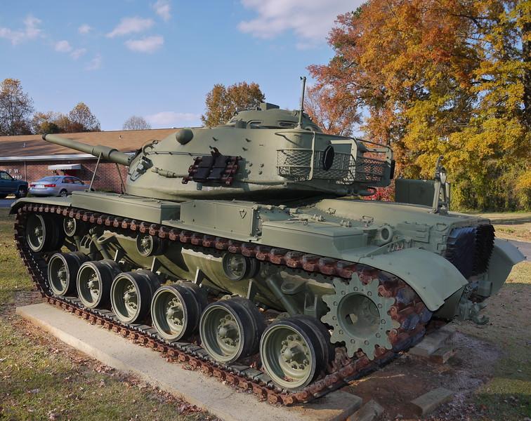 Rockingham, NC - M60A3 9