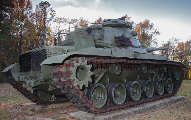 Rockingham, NC - M60A3 16