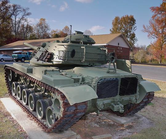 Rockingham, NC - M60A3 10