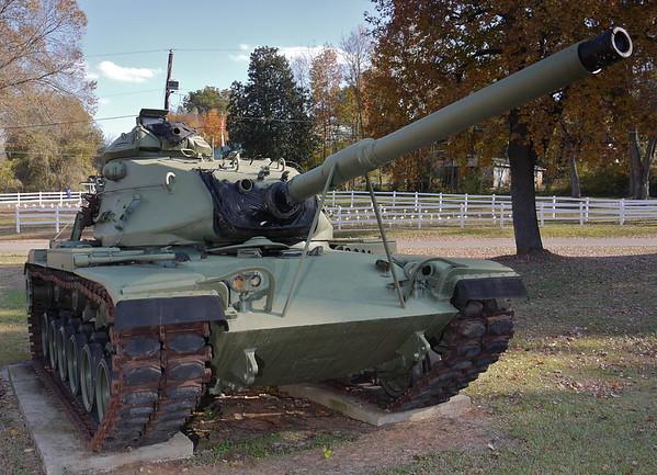 Rockingham, NC - M60A3 21