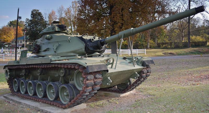 Rockingham, NC - M60A3 20