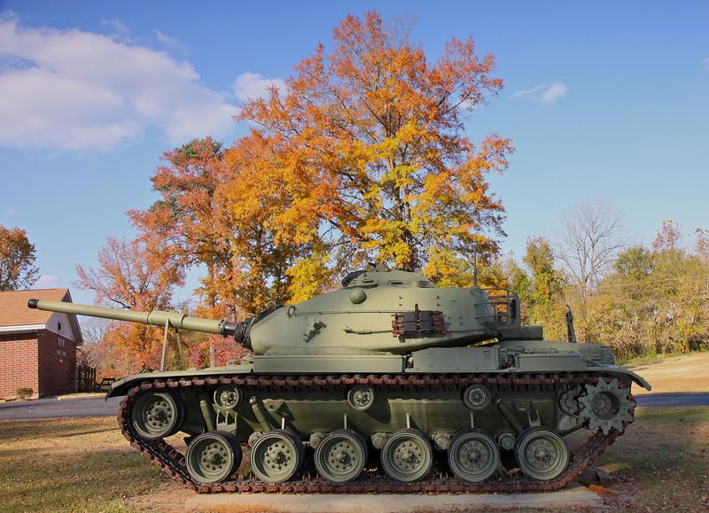 Rockingham, NC - M60A3 7