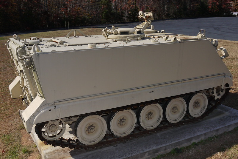 Sandy Ridge, NC M113A2 2