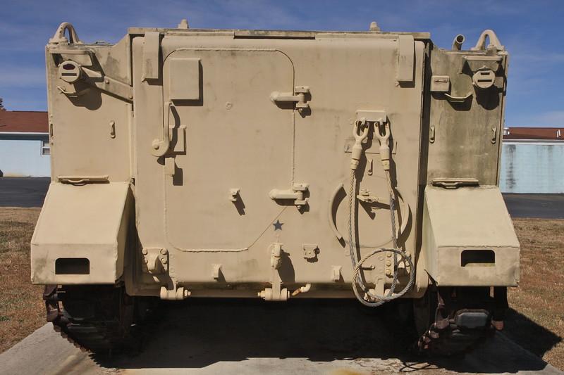 Sandy Ridge, NC M113A2 4