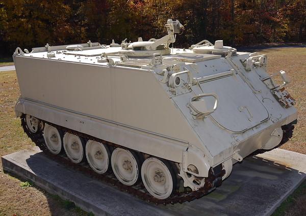 Sandy Ridge, NC M113A2