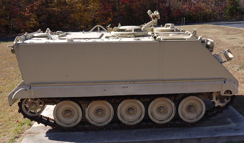 Sandy Ridge, NC M113A2 1