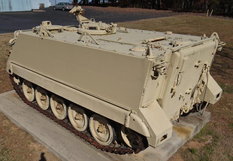 Sandy Ridge, NC M113A2 5