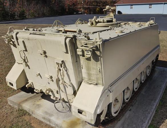 Sandy Ridge, NC M113A2 3