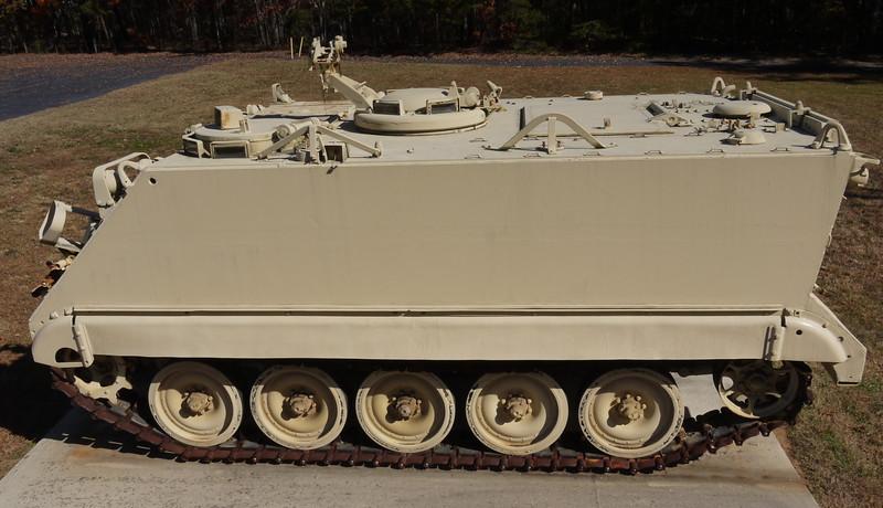 Sandy Ridge, NC M113A2 6