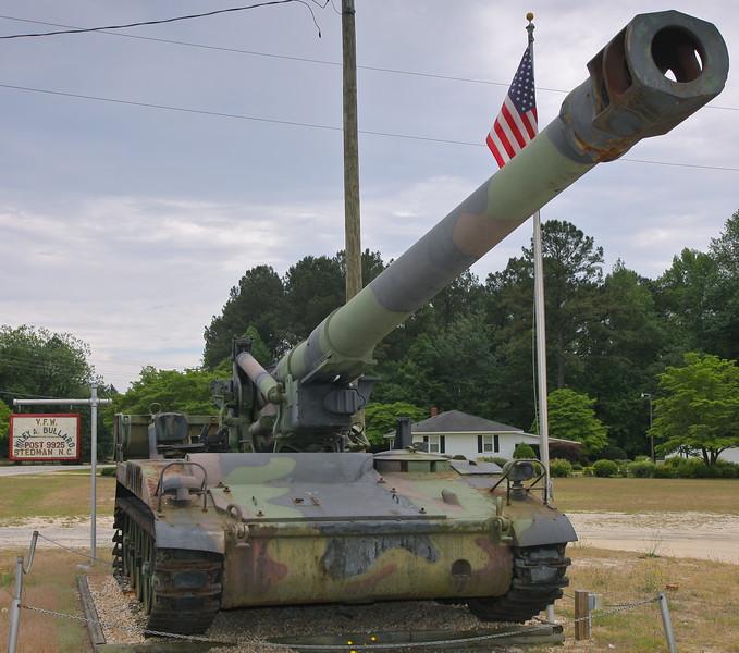 Stedman, NC M110A2 8
